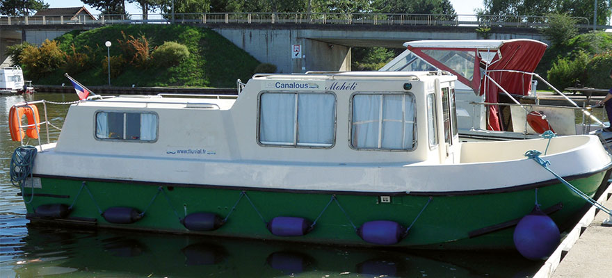 achat bateaux fluviaux d 39 occasions cpc chantier naval. Black Bedroom Furniture Sets. Home Design Ideas