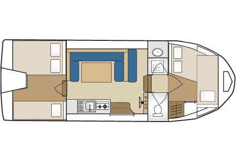 Plan Riviera 920