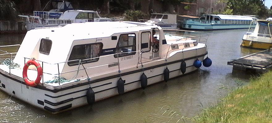 bateau transport de passager